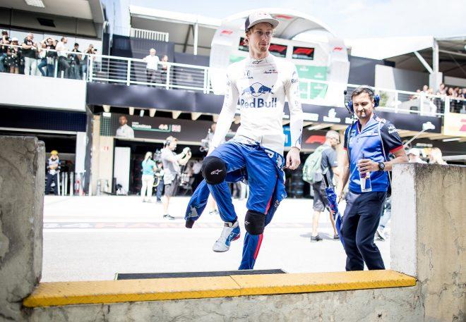トロロッソ・ホンダ離脱のハートレーに同情の声。「間違いなくパフォーマンスが向上していた」と元F1ドライバー