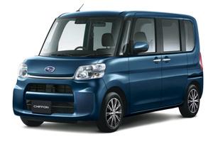 SUBARUがシフォンに安全装備充実の特別仕様車「G Special Sport スマートアシスト」を設定!