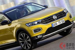 まもなく日本にやってくる! VW「Tロック」はコンパクトSUV市場に旋風を巻き起こすか