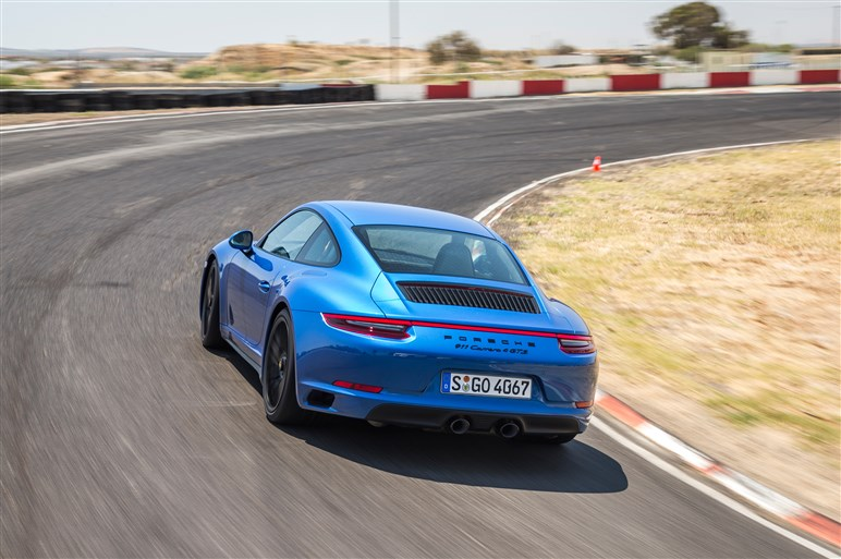 新型911カレラ GTSに試乗。結論は、最新こそが最良のポルシェ