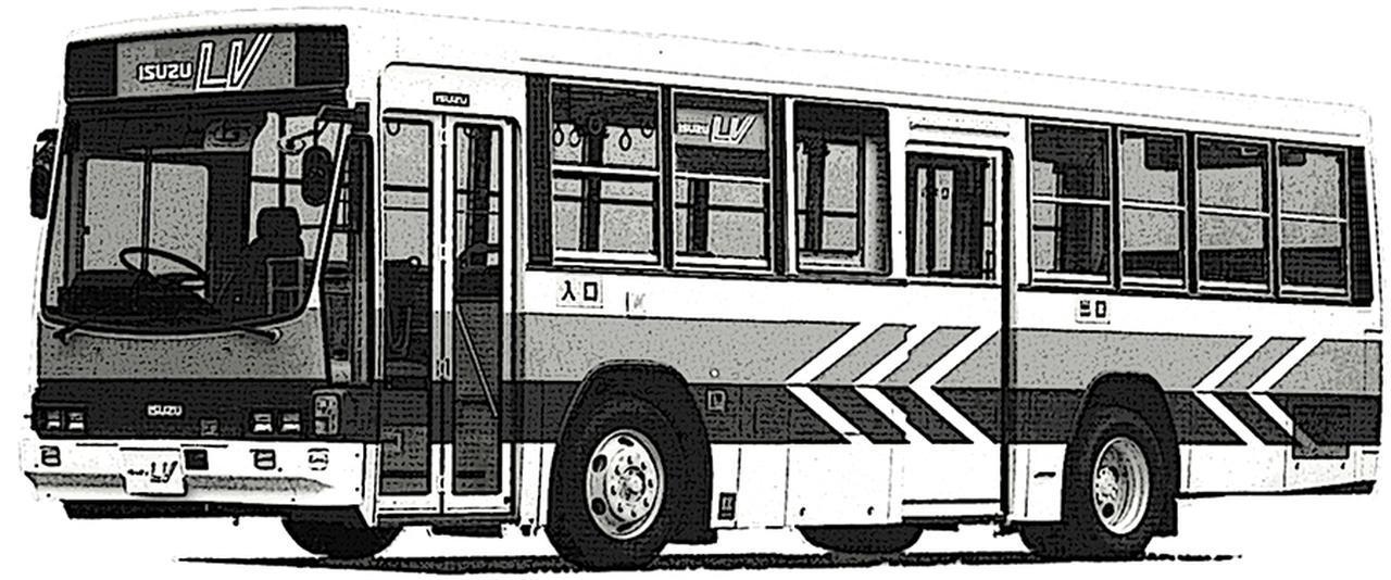 【モンスターマシンに昂ぶる 013】限りなく優しく! 大型路線バスの知られざるメカニズム