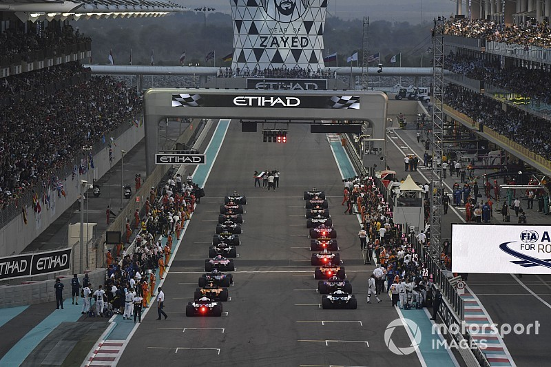F1、グリッドペナルティに代わる罰則を検討。ファンにヒントを求める