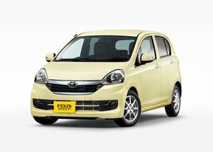トヨタ、「ピクシス エポック」をマイナーチェンジし33.4km/Lの低燃費を実現