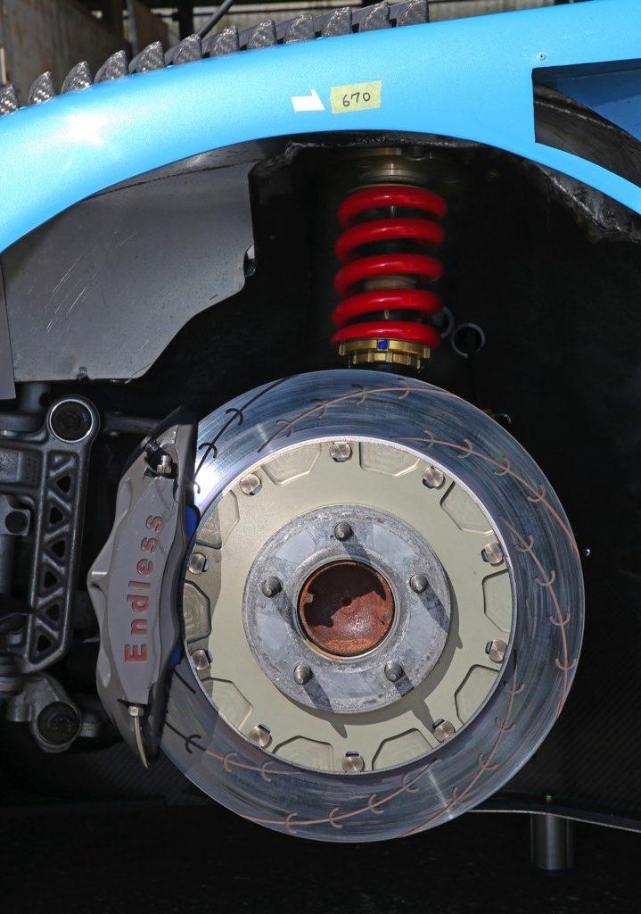 「鈴鹿2分切り!筑波53秒台! 戦闘力はもはやスーパーGTマシン級」エスプリNSXはどこまで速くなるんだ!?