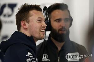 アルファタウリ・ホンダのクビアト、F1開幕戦を前にマシンのポテンシャルに自信「あとは僕たち次第」