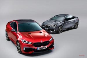 【426psのサーキット性能モデル】BMW M2新型 後輪駆動で2022年発売 欧州