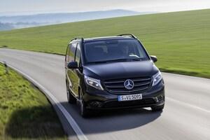 メルセデス、Vクラスの商用車版「Vito」を本国で改良。販売価格は約269万~。EVの設定も
