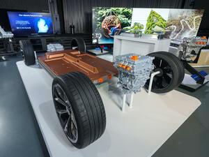 GMが新型バッテリー「アルティウム」搭載の次世代EV用プラットフォームを発表!