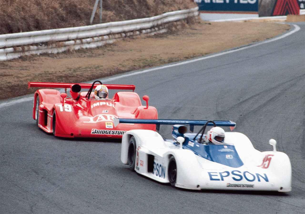【星野一義】1980年代「1984年富士GCシリーズ全戦をポールtoウインで完全制覇」【日本一速い男の半生記(5)】