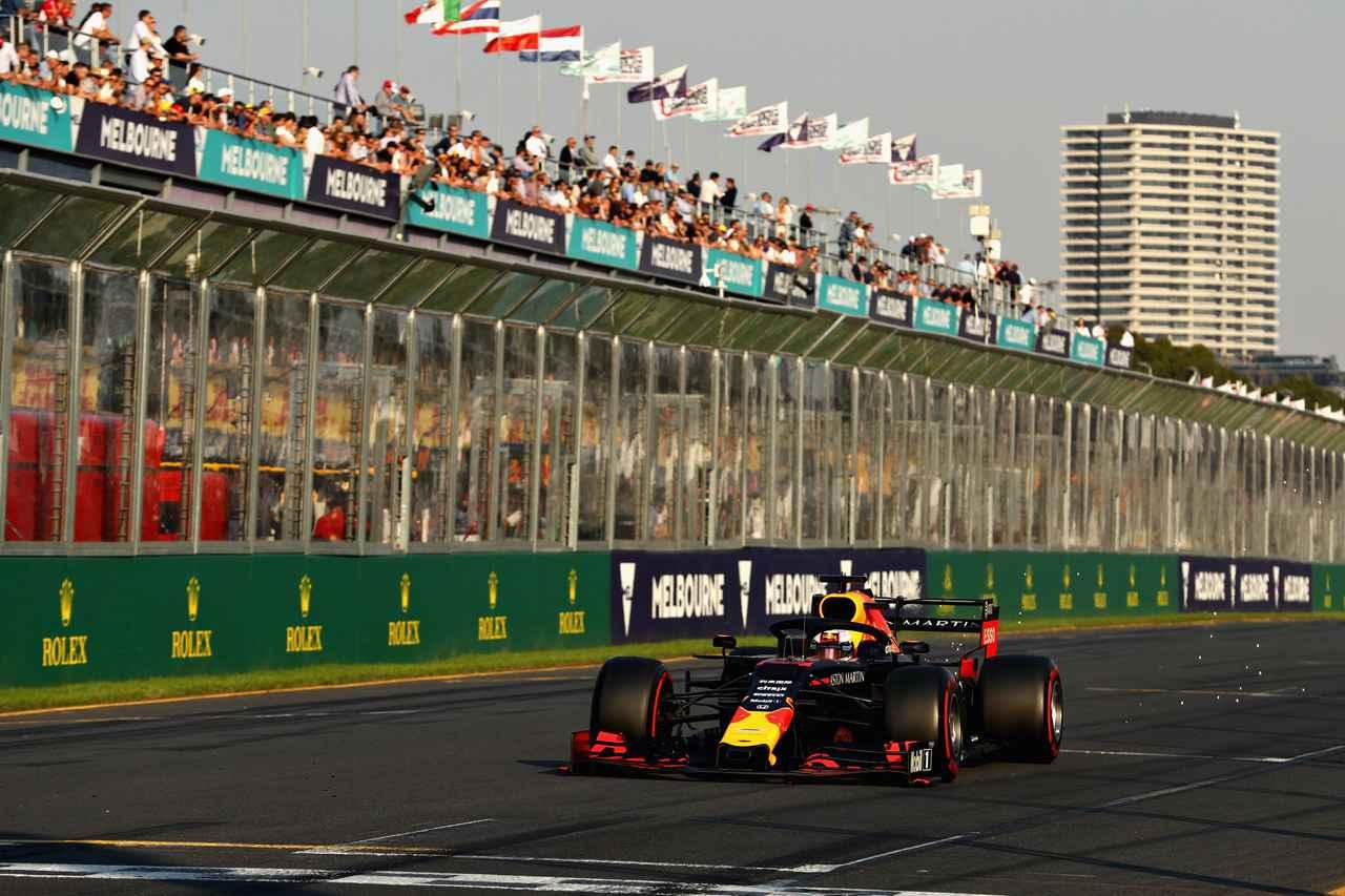 【モータースポーツ】F1開幕戦オーストラリアGP、レッドブル・ホンダのマックス・フェルスタッペンは予選4番手