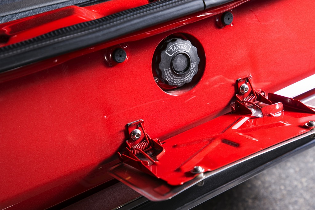 VWゴルフ1にオーバー500馬力のV8エンジン搭載! 世界のチューナーたちを震撼させた衝撃のプロストリート仕様!