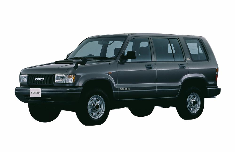 1990年代を代表するクロカンSUV5選