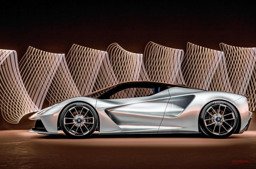 【500psを超えるスポーツカー】ロータス「エスプリ」復活 V6ハイブリッド 2021年上半期発表 欧州