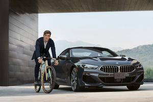 イタリアンテイストの新型BMWが登場! ただしエンジンはありません。
