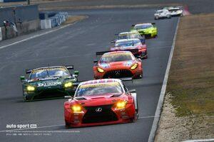 スーパーGT:岡山公式テストでのルーキーテストで11名のドライバーが合格