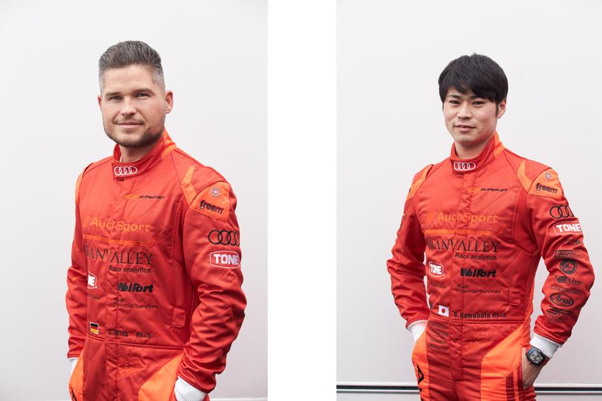 アウディ 2020年のカスタマーレーシングのチーム体制を発表