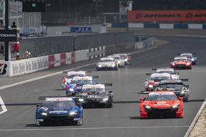 【GRスープラ、GT-R、NSX-GTが三つ巴】日本最高峰レースSUPER GTの2020年シーズンを占う公開テスト