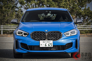 真のホットハッチはどっち!? BMW「M135i xDrive」 VS ルノー「メガーヌ R.Sトロフィー」