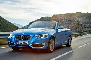新型2シリーズ・クーペ/カブリオレ、M2クーペ日本発売 BMW