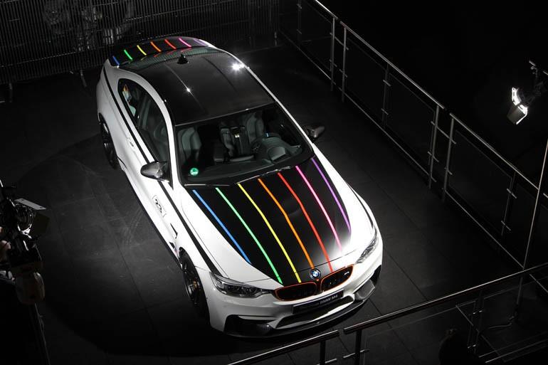 BMW、特別限定車「M4 DTM チャンピオン エディション」発売