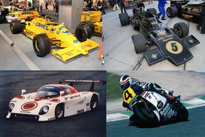 応援しているチームの銘柄を吸った時代! 「JPS」「キャメル」「555」タバコとレースの切っても切れない関係