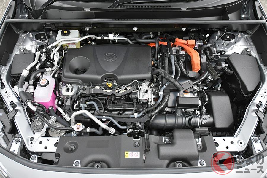 予想外に売れたトヨタ「RAV4 PHV」で潮目変わる? 日産「アリア」登場でSUVの電動化が加速?