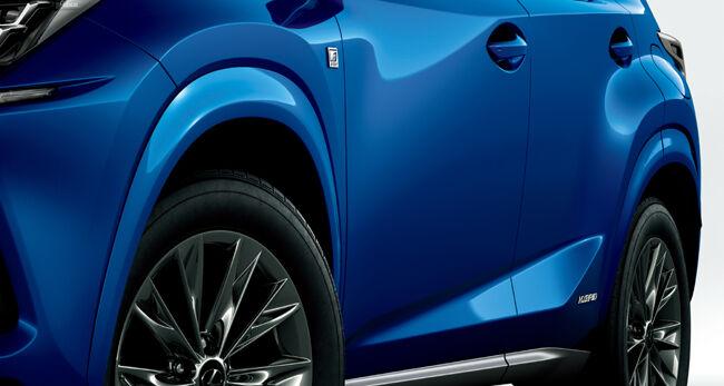 レクサスNX300/NX300hの特別仕様車「Spice&Chic」と「Cool&Bright」が登場