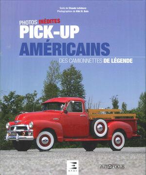 新旧の個性豊かなアメリカ製ピックアップ・トラックにスポットを当てた珍しい写真集【新書紹介】