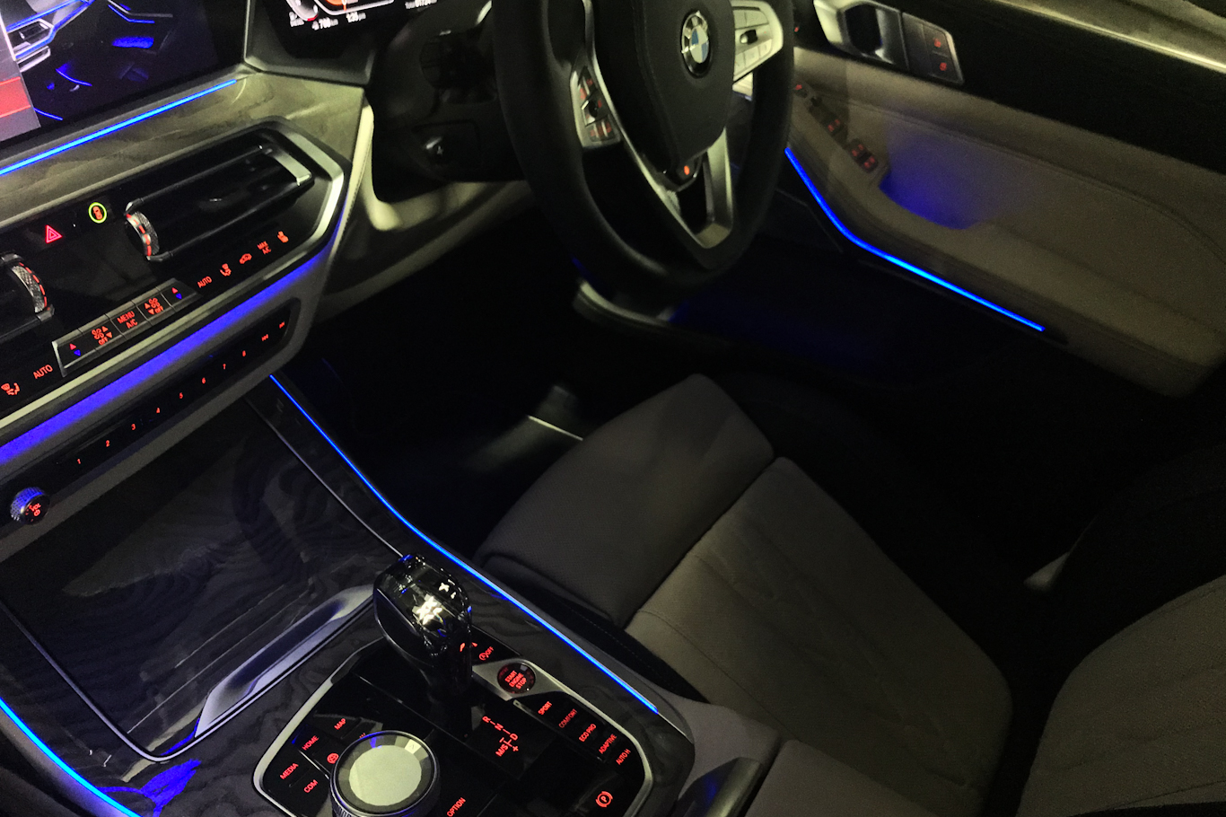 話題のフルサイズSUV「BMW X7」を徹底チェック!【ル・ボラン編集部員の取材メモ】