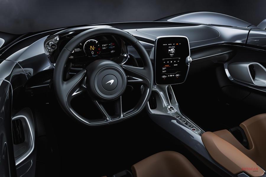 マクラーレン・エルバ 815psのハイパーカーを発表 約2億円のロードスター