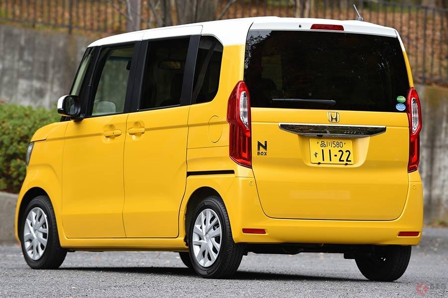 軽王者「N-BOX」なぜ好調続く?  続々登場する新型車でも牙城を崩せない理由とは