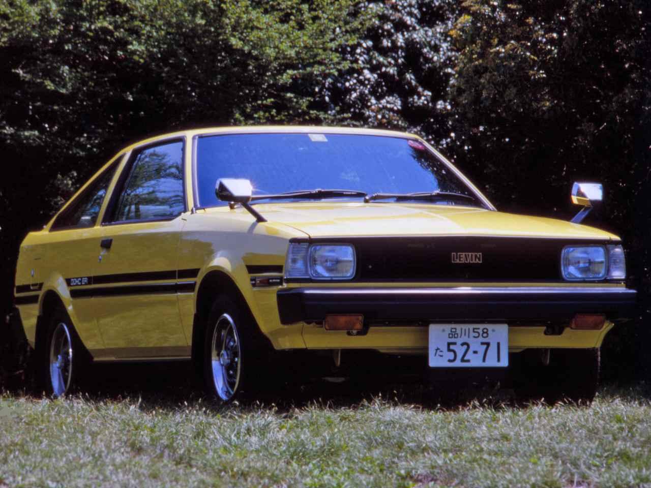 【80's ボーイズレーサー伝 02】TE71カローラレビンはリアサス変更で操安性を高めた最後の2T-G搭載モデル