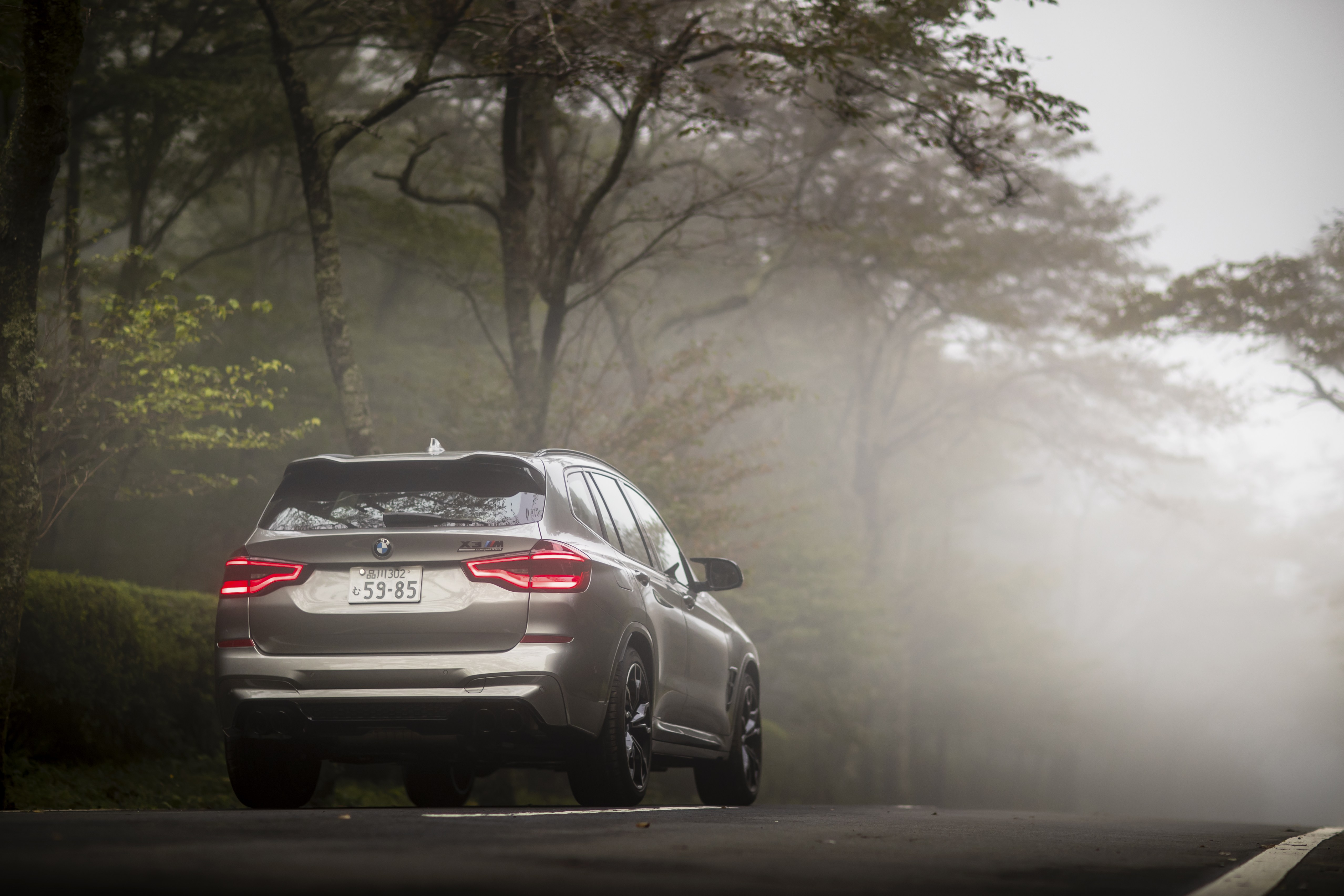 SUVのカタチをしたスポーツカー【BMW X3 M コンペティション試乗記】