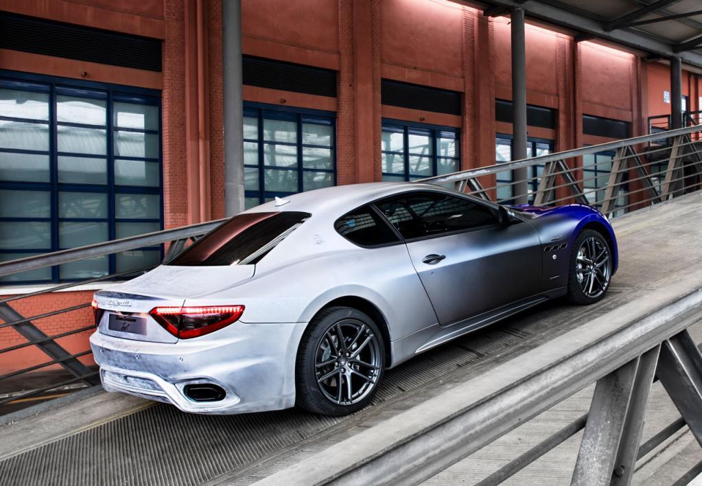 マセラティがグラントゥーリズモの生産終了を記念した特別モデル「グラントゥーリズモ・ゼダ」を発表!