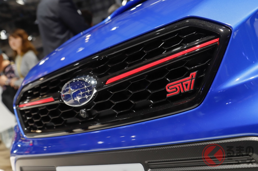 スバル「WRX STI」最後の特別モデルに殺到! 限定台数の23倍となる約1万3000件の応募