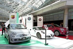 1億6000万円のラ・フェラーリも展示! 東京の六本木で「イタリア・アモーレ・ミオ!」が開催