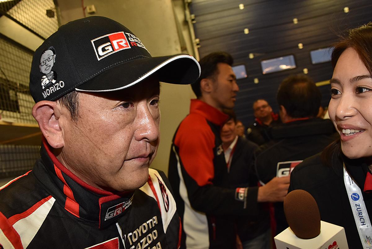 【ニュル24時間】トヨタ自動車の豊田章男社長がサプライズで予選アタック!