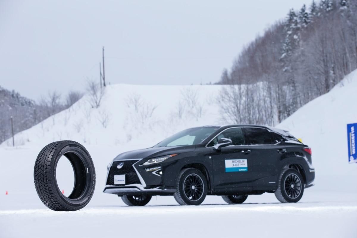 【新作スタッドレス】ミシュランX-ICE SNOWを履くと、周囲のクルマの性能が低く感じてしまう!