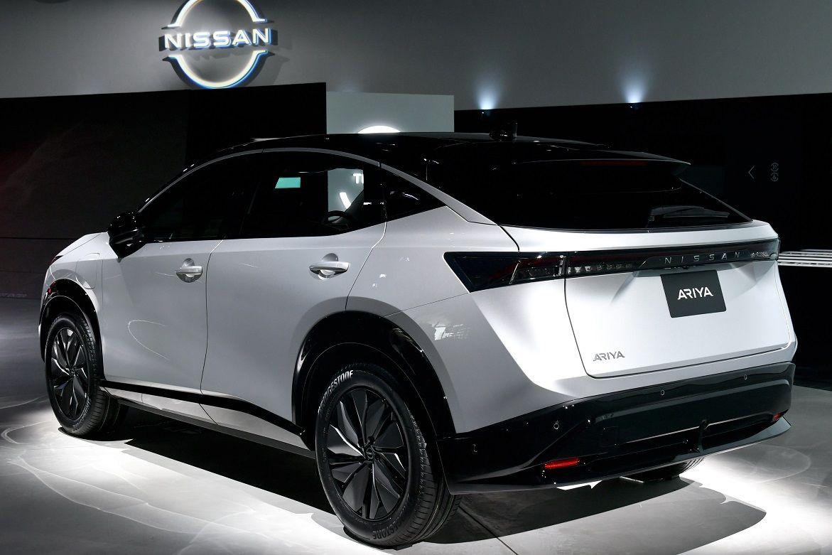 日産、新型EV「アリア」発表 最新技術を満載 日本は2021年中旬発売 実質価格500万円から