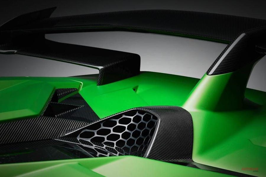 ランボルギーニ・アヴェンタドールSVJ(スーパーヴェローチェ・イオタ)、今週発表へ