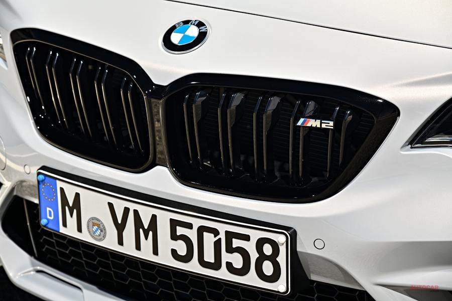 BMW M2コンペティション日本発売 価格873万円~ 写真50枚