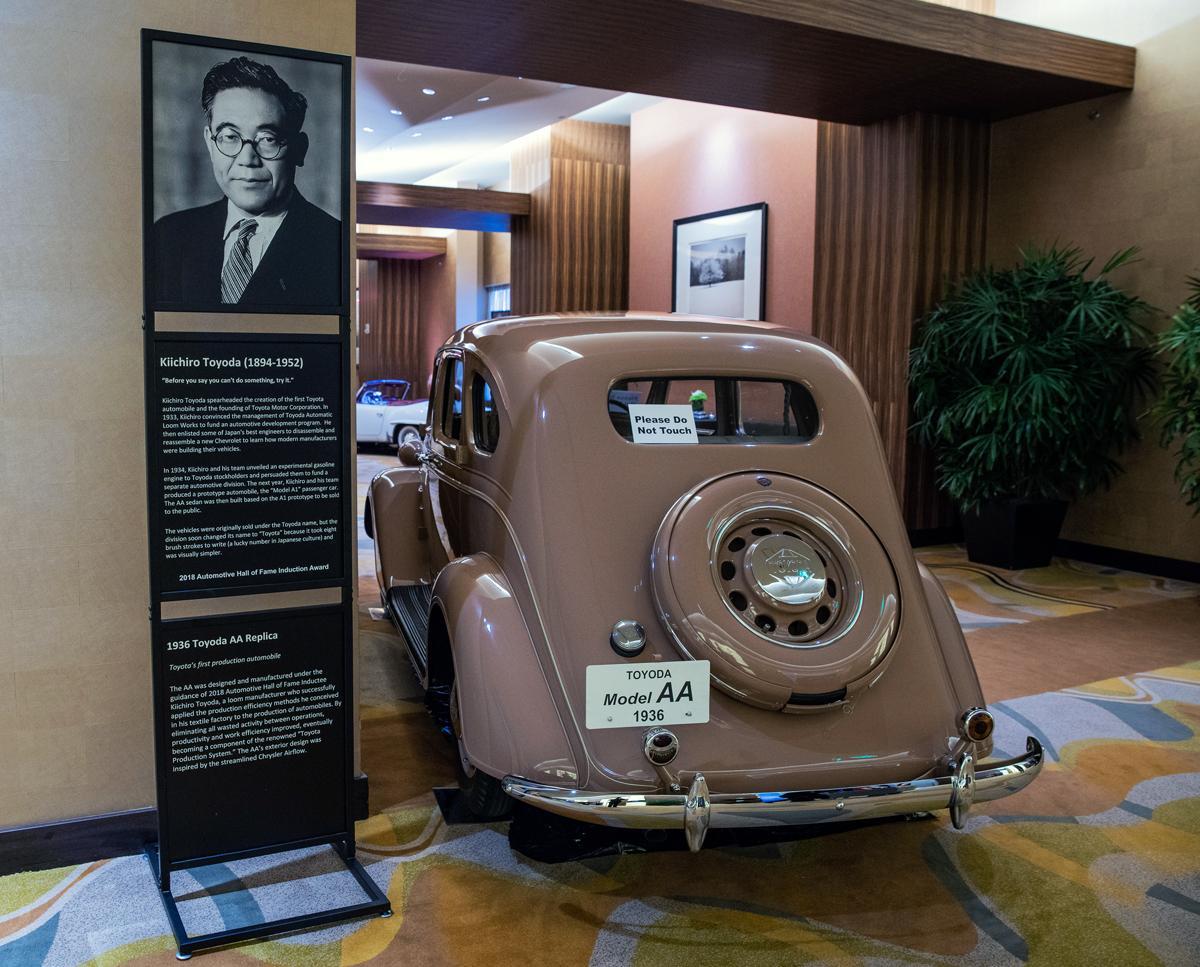 トヨタ自動車の創業者「豊田喜一郎氏」が自動車殿堂に選出! 記念式典が開催