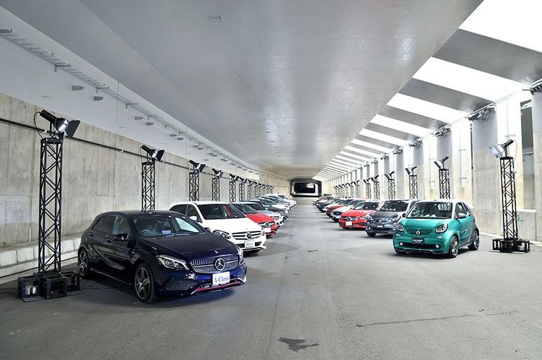 メルセデスの旗艦Sクラスが進化。スマホ駐車など先進支援機能が満載