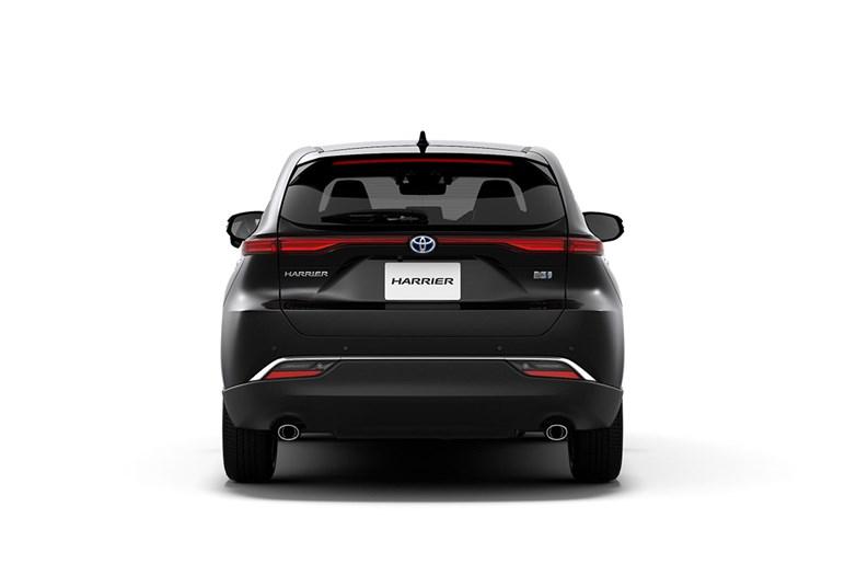新型ハリアー情報公開。デザインは踏襲ながらTNGA採用で走りや静粛性は大幅進化か