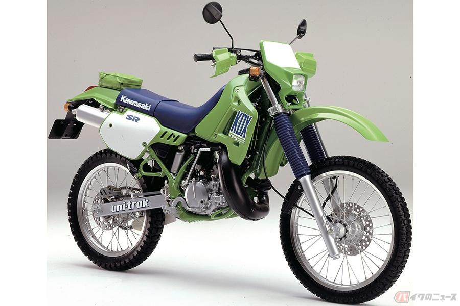 2ストバイクの人気は根強い! 1990年代のエンデューロブームを牽引した名車たち