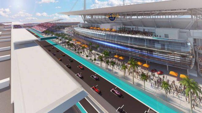 F1マイアミGPプロジェクトに遅れ。地元政府の投票が延期に