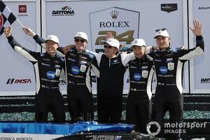 デイトナ24時間連覇のウェイン・テイラー・レーシング、来年のル・マン24時間挑戦に弾み?