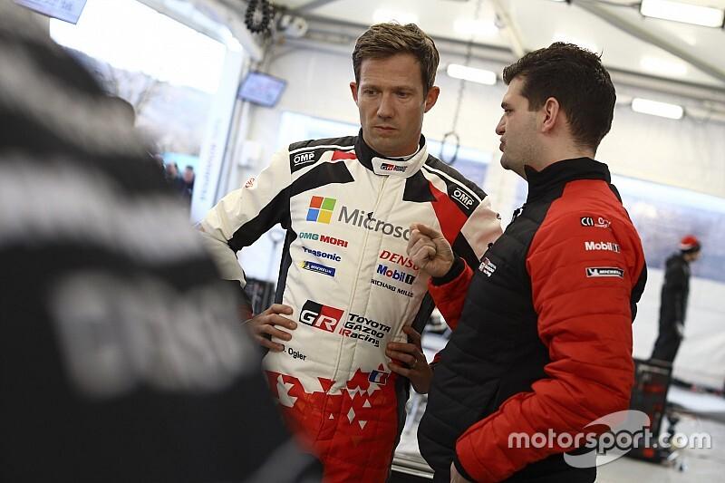 """WRCの""""帝王""""、6冠王者オジェの凄さとは何か? トヨタのチーム関係者が語る"""