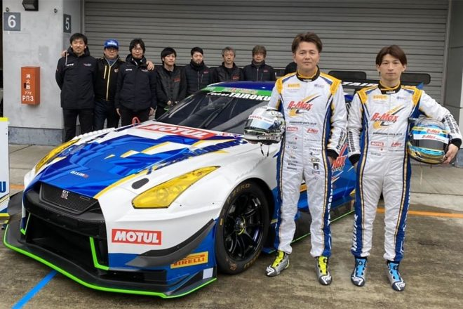 TAIROKU Racing with B-Max Engineeringが2020年スーパー耐久に復帰。本山哲も参戦