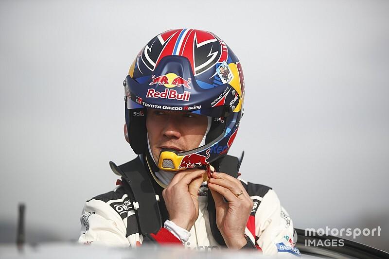 "【WRC】セバスチャン・オジェ、トヨタでの初陣は""慎重な走りで""2位「ヤリスWRCのポテンシャルは十分に感じた」"